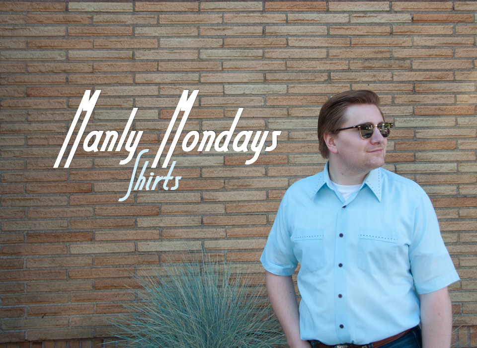 Manly Mondays - Shirts