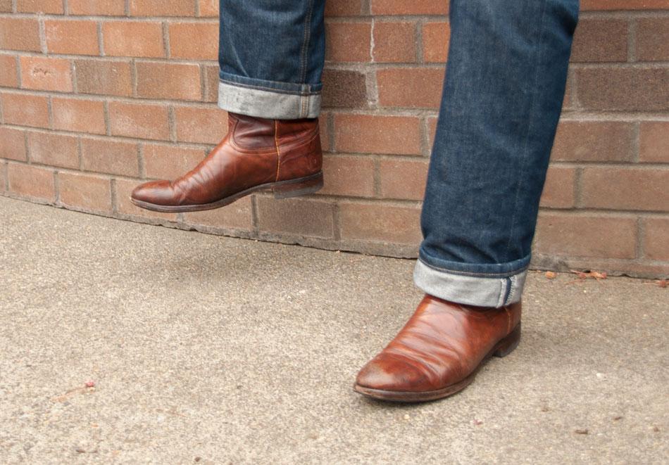 cowboy boots   Atomic Redhead