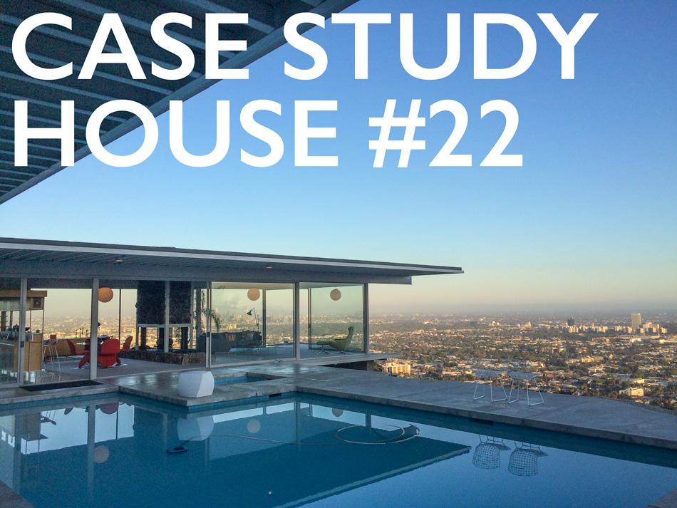 case study houses tour los angeles